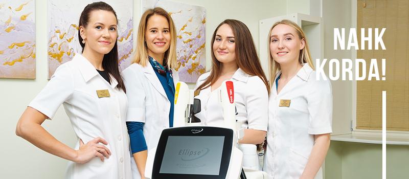 medemis clinic laserprotseduurid