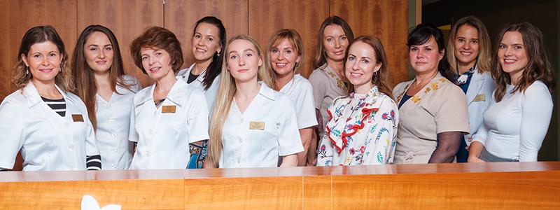 Medemis Clinic töötajad